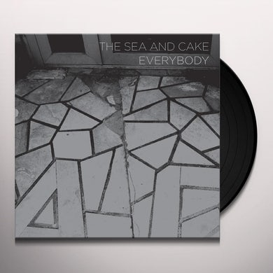 The Sea and Cake Everybody Vinyl Record