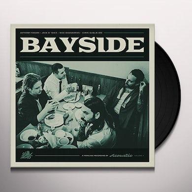 Bayside ACOUSTIC VOLUME 2 Vinyl Record