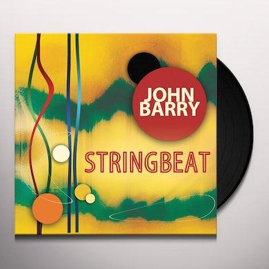 John Barry STRINGBEAT Vinyl Record