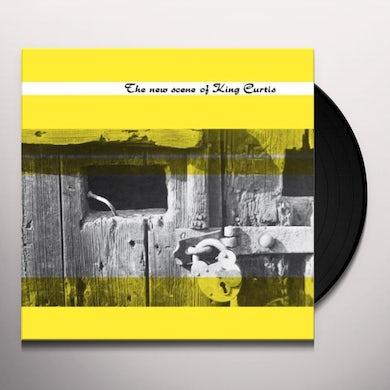 NEW SCENE OF KING CURTIS Vinyl Record