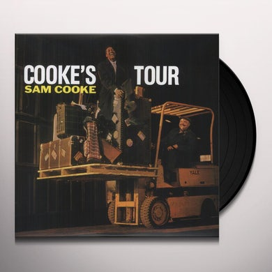 Sam Cooke COOKE'S TOUR Vinyl Record