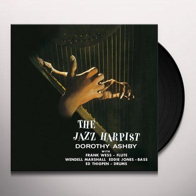 Dorothy Ashby JAZZ HARPIST Vinyl Record