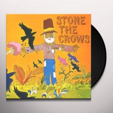 STONE THE CROWS Vinyl Record