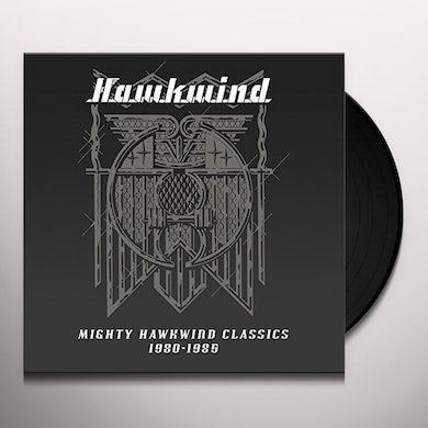 MIGHTY HAWKWIND CLASSICS 1980-1985 Vinyl Record