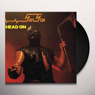 Samson HEAD ON Vinyl Record