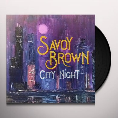 CITY NIGHT Vinyl Record