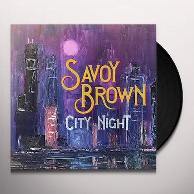 Savoy Brown CITY NIGHT Vinyl Record