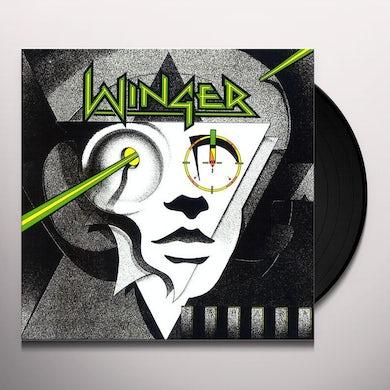 WINGER Vinyl Record