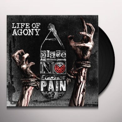 Place Where There's No More Pain Vinyl Record