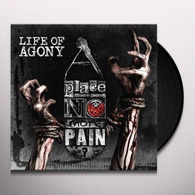 Life Of Agony PLACE WHERE THERE'S NO MORE PAIN Vinyl Record