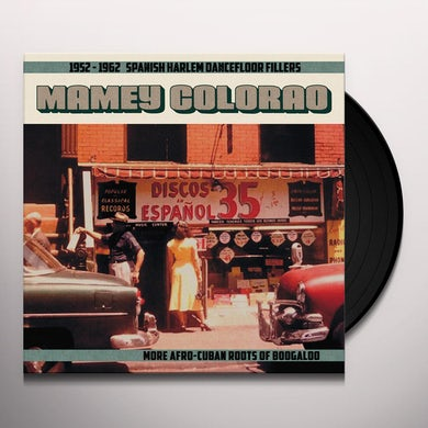 MAMEY COLORAO: 1952-1962 SPANISH HARLEM / VARIOUS Vinyl Record