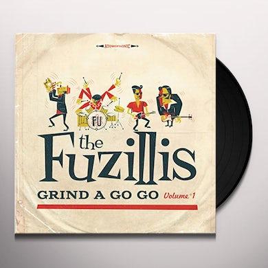 Fuzillis GRIND A GO GO VOL 1 Vinyl Record