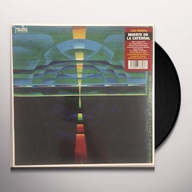 Litto Nebbia MUERTE EN LA CATEDRAL Vinyl Record
