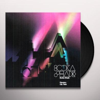 Booka Shade PLANETARY/CITY TALES Vinyl Record