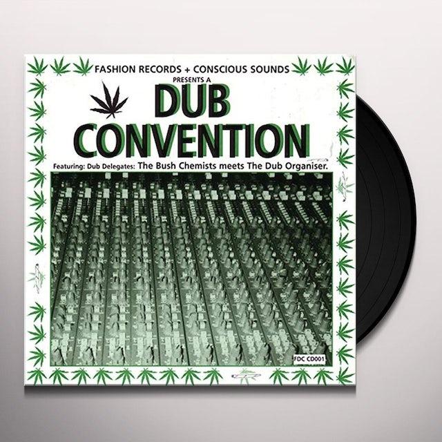 Bush Chemists / Dub Organiser DUB CONVENTION Vinyl Record