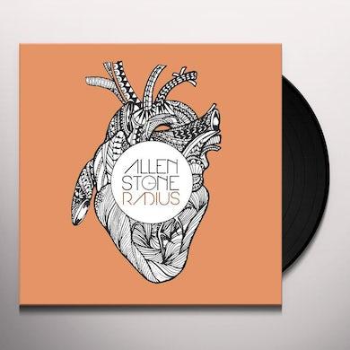 Allen Stone RADIUS Vinyl Record
