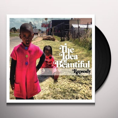 Rapsody THE IDEA OF BEAUTIFUL Vinyl Record