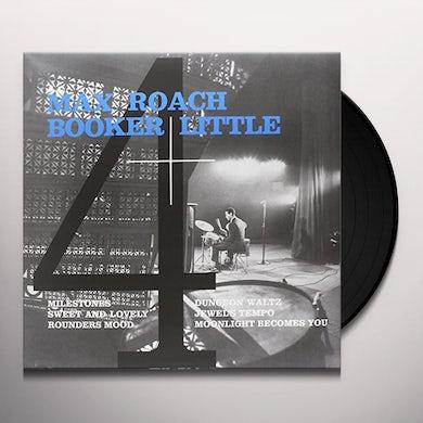 BOOKER LITTLE 4 & MAX ROACH Vinyl Record