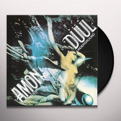 Amon Duul PSYCHEDELIC UNDERGROUND Vinyl Record