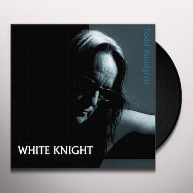 Todd Rundgren WHITE KNIGHT Vinyl Record