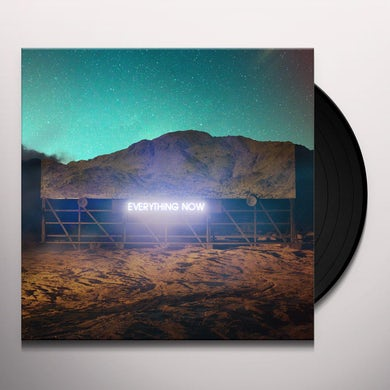 Arcade Fire  Everything Now (Night Version) Vinyl Record