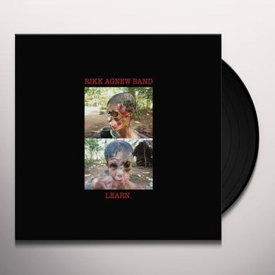 LEARN Vinyl Record