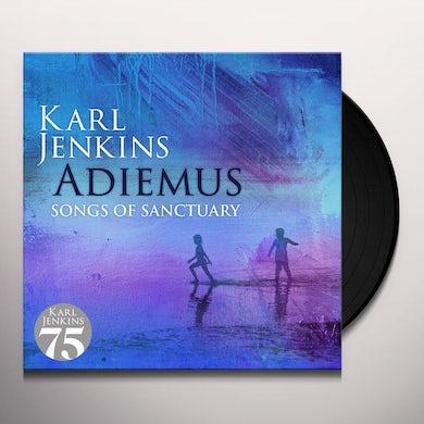 ADIEMUS: SONGS OF SANCTUARY Vinyl Record