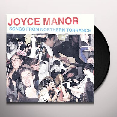 Joyce Manor Songs From Northern Torrance Vinyl Record