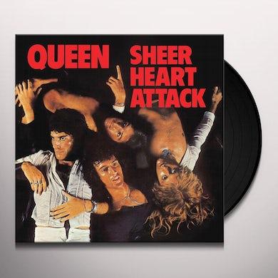 Queen SHEER HEART ATTACK Vinyl Record