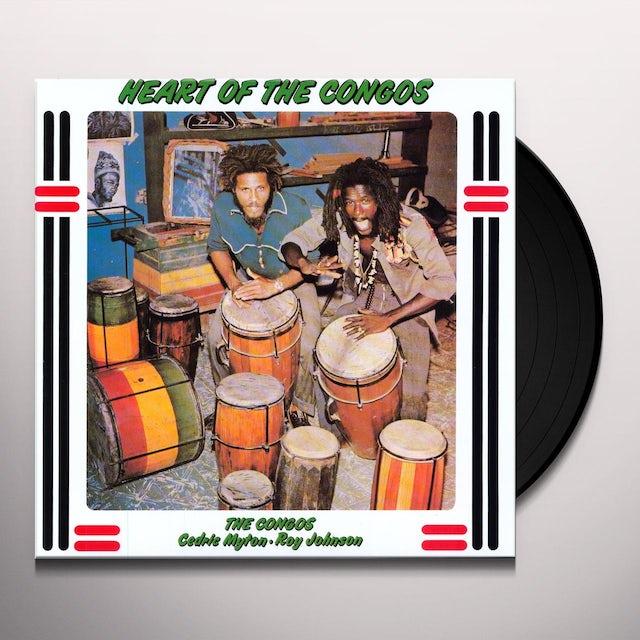 HEART OF THE CONGOS Vinyl Record