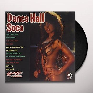 Byron Lee & The Dragonaires DANCE HALL SOCA Vinyl Record