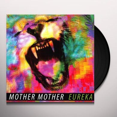 Mother Mother EUREKA Vinyl Record