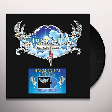 Harmonium EN TOURNEE Vinyl Record