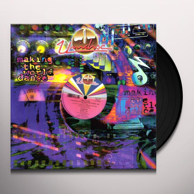 Johnson/Phillips/Rae DO IT/DO ME/SUCKER FOR A PRETTY FACE Vinyl Record