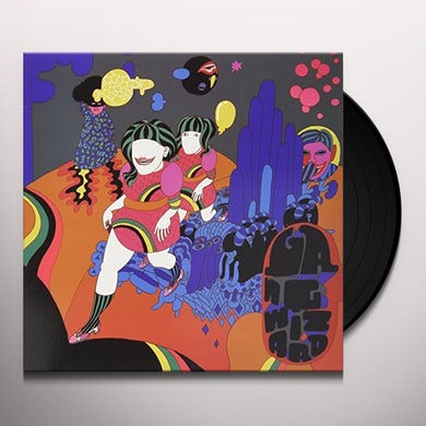 Gang Wizard GOD TIME MAN Vinyl Record