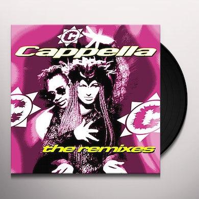 Cappella REMIXES Vinyl Record