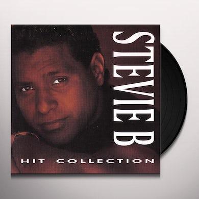 Stevie B. HIT COLLECTION Vinyl Record