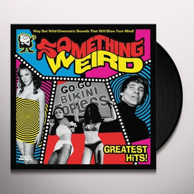 SOMETHING WEIRD GREATEST HITS / VARIOUS Vinyl Record