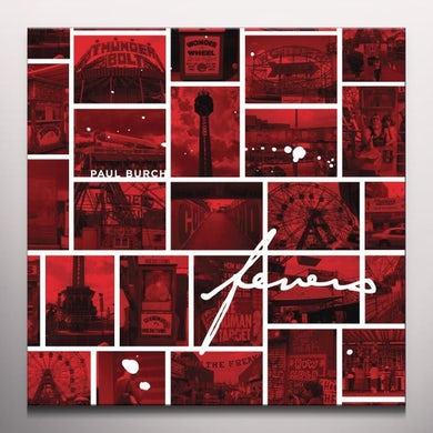 Paul Burch FEVERS Vinyl Record