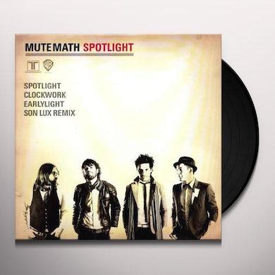 Mutemath SPOTLIGHT Vinyl Record
