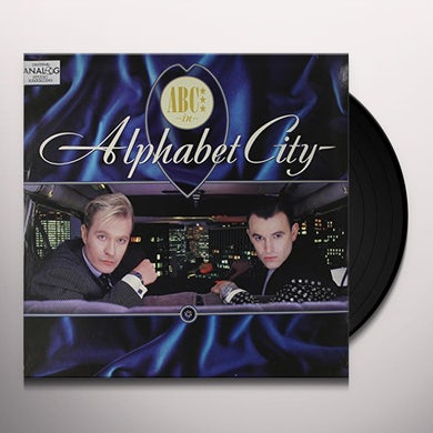 Abc ALPHABET CITY Vinyl Record
