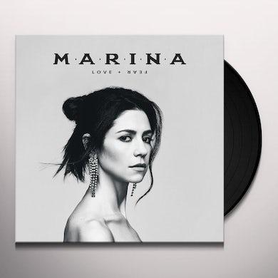 Marina LOVE + FEAR Vinyl Record