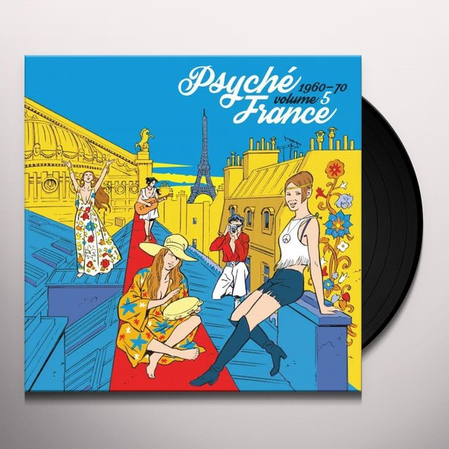Psyche France Vol 5 / Various