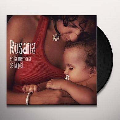 Rosana EN LA MEMORIA DE LA PIEL Vinyl Record