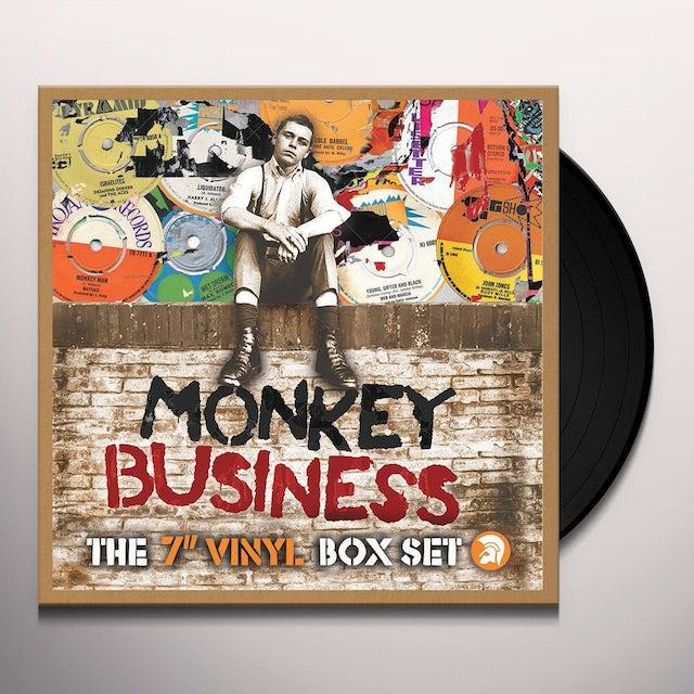 Monkey Business: 7 Vinyl Box Set