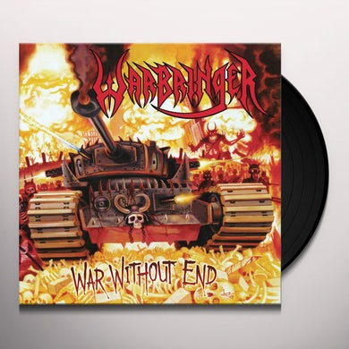 Warbringer WAR WITHOUT END Vinyl Record