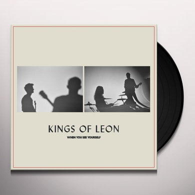Kings Of Leon WHEN YOU SEE YOURSELF Vinyl Record