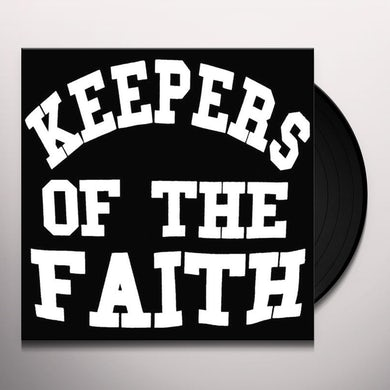 Keepers Of The Faith   10 Th Anniversary Vinyl Record