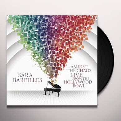 Sara Bareilles AMIDST THE CHAOS: LIVE FROM THE HOLLYWOOD BOWL Vinyl Record