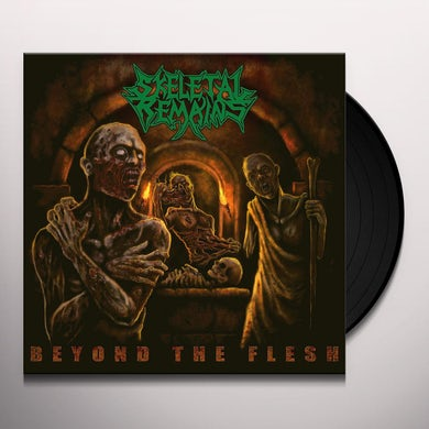 Skeletal Remains Beyond The Flesh (Re Issue 2021) Vinyl Record